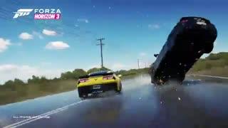 تریلر بروزرسانی جدید بازی Forza Horizon 3