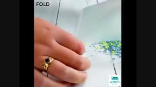 ساخت جاشمعی با پاستل