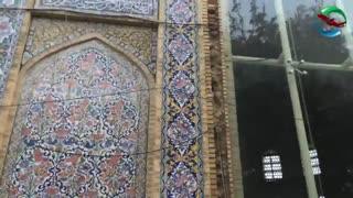 مدرسه خان شیراز | badsagroup