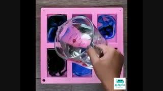 ویدیو آموزش ساخت صابون های تزئینی