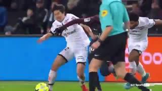 خلاصه بازی پاری سن ژرمن 8-0 دیژون