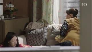 دوبله طنز سریال  کره ای وقتی تو خواب بودی 1(لبخند آبی)