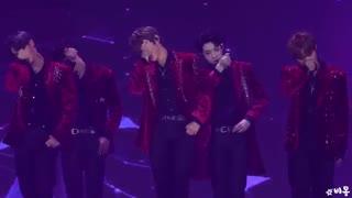 Fancame معرکه  Kang Daniel در مراسم Golden Disc... ♡.♡