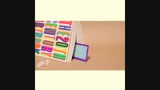 اولین سری نشانگرهای کتاب  استودیو هورخش