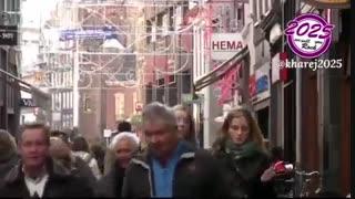 کمبود دستشوئی در هلند