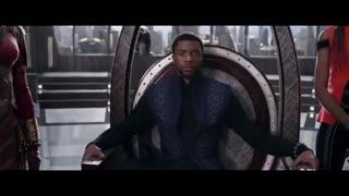 تبلیغ تلویزیونی فیلم Black Panther