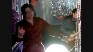 موزیک ویدئو «Blood on the Dance Floor» خون روی زمین رقص | مایکل جکسون، 1997