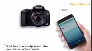 معرفى Canon SX60