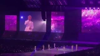 اجرای آهنگ جدید Cosmic railway  از آلبوم countdown در  EXO  EℓyXiOn سایتاما-ژاپن