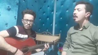 اجرای لالایی از علی زند وکیلی