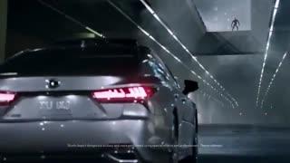 """استفاده از خودرو """"Lexus LC """" درفیلم """"پلنگ سیاه"""