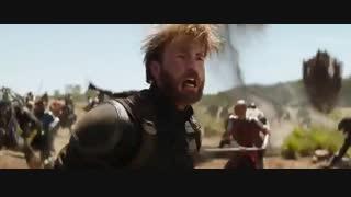 تریلر فیلم انتقام جویان جنگ ابدیت 2018 Avengers Infinity War