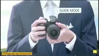 معرفی دوربین نیکون  NIKON D3400