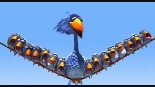 """انیمیشن """"برای پرندگان"""""""