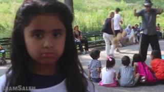 کودکان ثروتمند در مقابل آزمایش کودکان فقیر !!