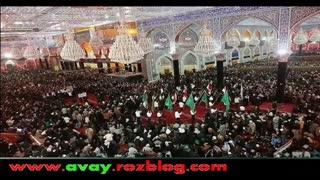 معجزه حضرت ابوالفضل ع برای یک مسیحی ایرانی