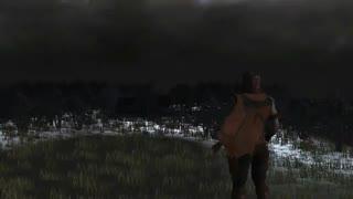 تریلر انیمیشن زمستان سوخته