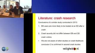 مقایسه ایمنی دوچرخه های برقی در مقایسه با دوچرخه های معمولی در هلند