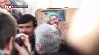 وداع با روزنامه نگار تراز انقلاب