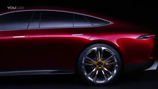 "خودرو مفهومی مرسدس بنز   سدان"" AMG GT """