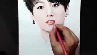 Drawing JungKook