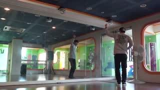 آموزش 방탄소년단 (BTS) - Butterfly (버터플라이) Dance