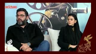 سومین ویژه برنامه آپاراتچی در سی و ششمین جشنواره فیلم فجر