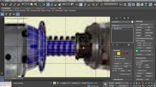 آموزش مقدماتی تری دی مکس از وبسایت 3DMotive - بخش اول