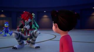 تریلر جدید بازی Kingdom Hearts III