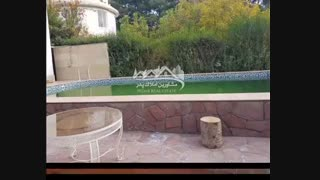 باغ ویلا در محمدشهر