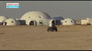 تمرین زندگی مریخی در بیابانهای عمان