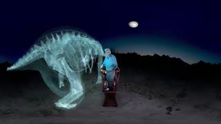 ویدئوی 360 آشنایی با دایناسورها