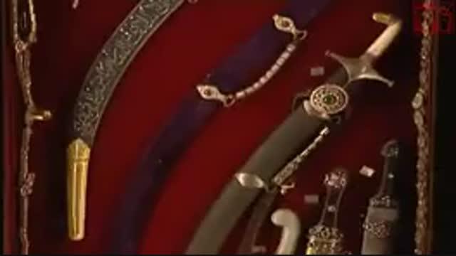 مستند گواهان تاریخ، مجموعه جواهرات ملی ایران