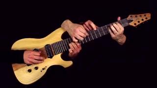 اجرای Metallica - One  با یک گیتار