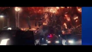 جلوه های ویژه فیلم روز استقلال 2