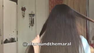 کوتاه کردن مو با ریشتراش