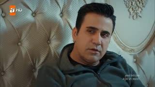 علی و ماوی در سریال عشق و ماوی - علی : اصلا پشیمون نیستم که باهات ازدواج کردم