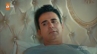 پرستاری ماوی از علی بعد از چاقو خوردن در سریال عشق و ماوی
