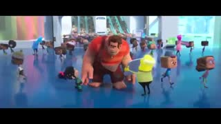 اولین تریلر انیمیشن Wreck-It Ralph 2