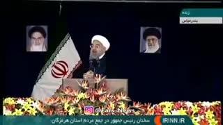 روحانی: قول میدهم در دولت دوازدهم همه کامیونها را نوسازی خواهیم کرد