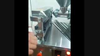 فیلمی فوق العاده از تست سرعت و دقت دستگاه کباب گیر کباب زن اتوماتیک