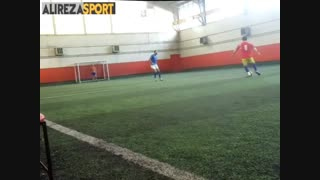 Goal by Mansoor Abdi