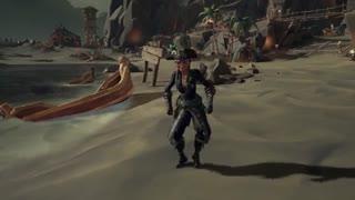 تریلری جدید از بازی  Sea of Thieves