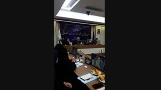 دکتر افراسیابی در نشست خبری دومین همایش سواد رسانه ای