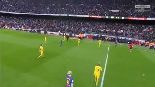 فول مچ بازی بارسلونا 1-0 اتلتیکو مادرید ( 13 اسفند 96 )