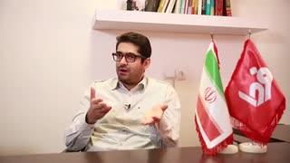 تهدید مجری تلویزیون توسط حسین دهباشی