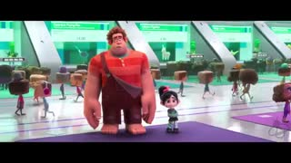تریلر انیمیشن رالف خرابکار 2 ( Wreck-It Ralph 2)