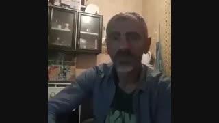 ویدئوی یک آبادانی که وزیر رفاه هم آن را بازنشر داد