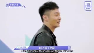 Idol producer ep 6 ,with GOT7 ,EXO قسمت ششم برنامه جذاب استعداد یابی با داورانی چون جکسون از گات سون  و لی اکسو +زیرنویس فارسی
