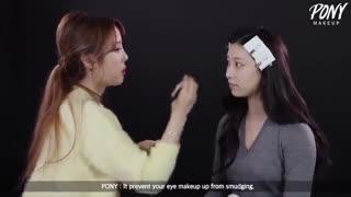 pony makeup26_میکاپ پونی